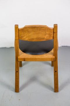 Mike Bartell Signed Studio Chair by American Woodcraftsman Mike Bartell 1993 - 1134939