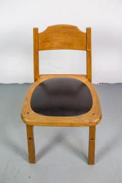 Mike Bartell Signed Studio Chair by American Woodcraftsman Mike Bartell 1993 - 1134940