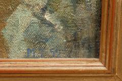 Mikhail Dmitrievich Todorov Large Oil On Canvas by Ukranian Artist Mikhail Dmitrievich Todorov - 2061650