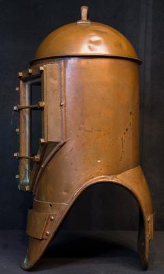 Miller Dunn US Navy Style 2 Divinhood Dive Helmet - 597795