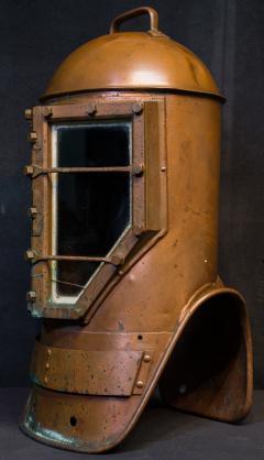 Miller Dunn US Navy Style 2 Divinhood Dive Helmet - 597796