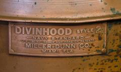 Miller Dunn US Navy Style 2 Divinhood Dive Helmet - 597801