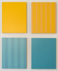 Milly Ristvedt Twelve Panels Thirty Six Colours - 712038