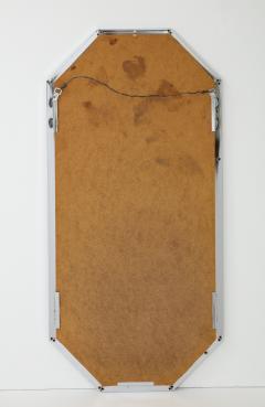Milo Baughman 1970s Milo Baughman For Thayer Coggin Octagonal Chrome Mirror - 1162852