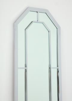 Milo Baughman 1970s Milo Baughman For Thayer Coggin Octagonal Chrome Mirror - 1162854