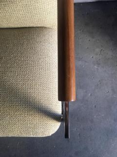 Milo Baughman Architectural Chrome Chairs in the Manner of Milo Baughman a Pair - 1126146
