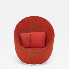 Milo Baughman Early Milo Baughman Egg Chair 1960 - 1791204