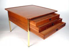 Genial Milo Baughman Early Milo Baughman Side Tables For Arch Gordon   285589