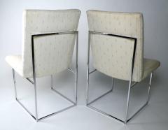 Milo Baughman Four Milo Baughman Side Chairs - 1223097
