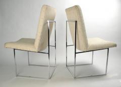 Milo Baughman Four Milo Baughman Side Chairs - 1223098