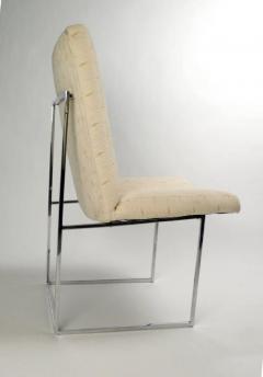 Milo Baughman Four Milo Baughman Side Chairs - 1223141