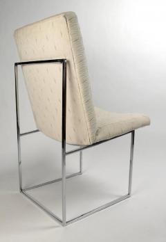 Milo Baughman Four Milo Baughman Side Chairs - 1223143