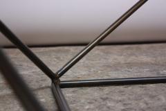 Milo Baughman Geometric Bronze Coffee Table by Milo Baughman for Directional - 832683