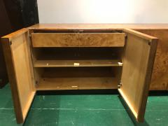 Milo Baughman Milo Baughman Burl Wood Sideboard Credenza - 1056882
