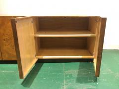 Milo Baughman Milo Baughman Burl Wood Sideboard Credenza - 1056883