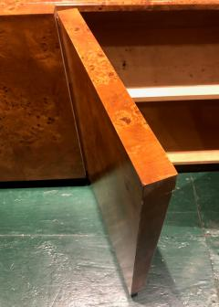 Milo Baughman Milo Baughman Burl Wood Sideboard Credenza - 1056884