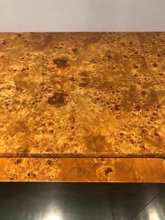 Milo Baughman Milo Baughman Burl Wood Sideboard Credenza - 1056885