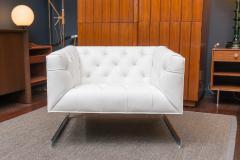 Milo Baughman Milo Baughman Cube Lounge Chair - 234914