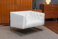 Milo Baughman Milo Baughman Cube Lounge Chair - 234915