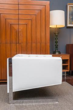 Milo Baughman Milo Baughman Cube Lounge Chair - 234917