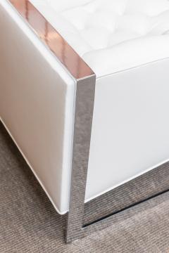 Milo Baughman Milo Baughman Cube Lounge Chair - 234918