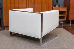 Milo Baughman Milo Baughman Cube Lounge Chair - 234919