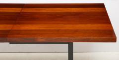Milo Baughman Milo Baughman For Directional Striped Dining Table - 1996726