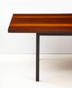 Milo Baughman Milo Baughman For Directional Striped Dining Table - 1996727