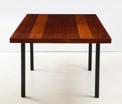 Milo Baughman Milo Baughman For Directional Striped Dining Table - 1996730
