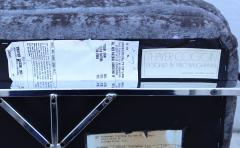 Milo Baughman Milo Baughman For Thayer Coggin Barrel Chrome And Velvet Dining Chairs Set Of 8 - 1957556