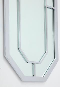 Milo Baughman Milo Baughman For Thayer Coggin Octagonal Mirror With Matching Console - 1548676