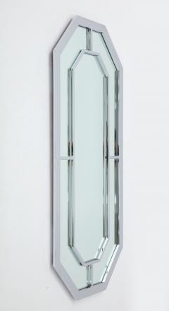 Milo Baughman Milo Baughman For Thayer Coggin Octagonal Mirror With Matching Console - 1548678