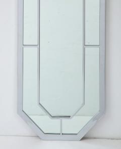 Milo Baughman Milo Baughman For Thayer Coggin Octagonal Mirror With Matching Console - 1548679