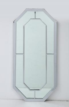 Milo Baughman Milo Baughman For Thayer Coggin Octagonal Mirror With Matching Console - 1548683