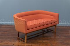 Milo Baughman Milo Baughman Loveseat Sofa for Thayer Coggin - 1167935