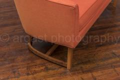 Milo Baughman Milo Baughman Loveseat Sofa for Thayer Coggin - 1167936