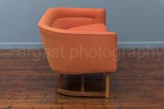 Milo Baughman Milo Baughman Loveseat Sofa for Thayer Coggin - 1167938