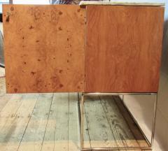 Milo Baughman Milo Baughman Marble Top Sideboard Cabinet for Thayer Coggin 1970s - 1164584