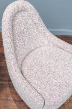 Milo Baughman Milo Baughman Petite Swivel and Tilt Lounge Chairs - 1788818
