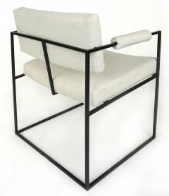Milo Baughman Milo Baughman Thayer Coggin Dining Chairs Set of 6 circa 1971 - 1135488