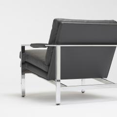 Milo Baughman Milo Baughman lounge chairs pair - 717436
