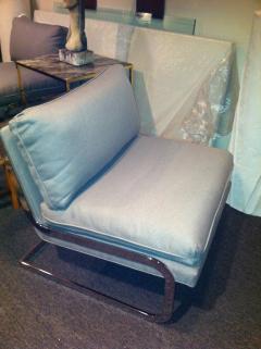 Milo Baughman Pair of Milo Baughman Club Chairs - 79208