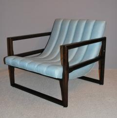 Milo Baughman Pair of Milo Baughman Cube Lounge Chairs - 158278