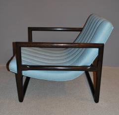 Milo Baughman Pair of Milo Baughman Cube Lounge Chairs - 158280