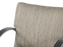 Milo Baughman Pair of Vintage Mid Century Modern Accent Chairs - 1572172