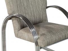 Milo Baughman Pair of Vintage Mid Century Modern Accent Chairs - 1572174