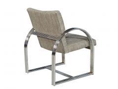 Milo Baughman Pair of Vintage Mid Century Modern Accent Chairs - 1572175
