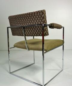 Milo Baughman Set of Four Milo Baughman Chairs - 355092