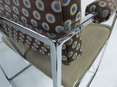 Milo Baughman Set of Four Milo Baughman Chairs - 355093