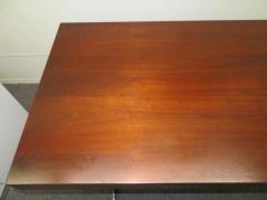 Milo Baughman Stunning Milo Baughman Slim Walnut Desk Mid Century Modern - 1222403